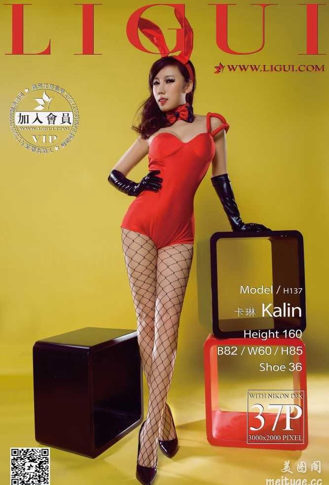 [Ligui丽柜]2016.01.13 Model 卡琳[37+1P/34.7M]