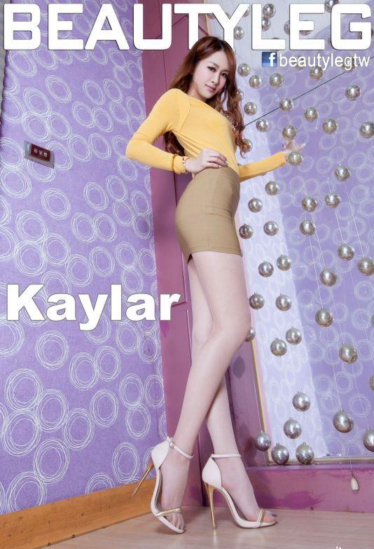 [腿模Beautyleg] 2014.08.06 No.1010 Kaylar[60P/197M]