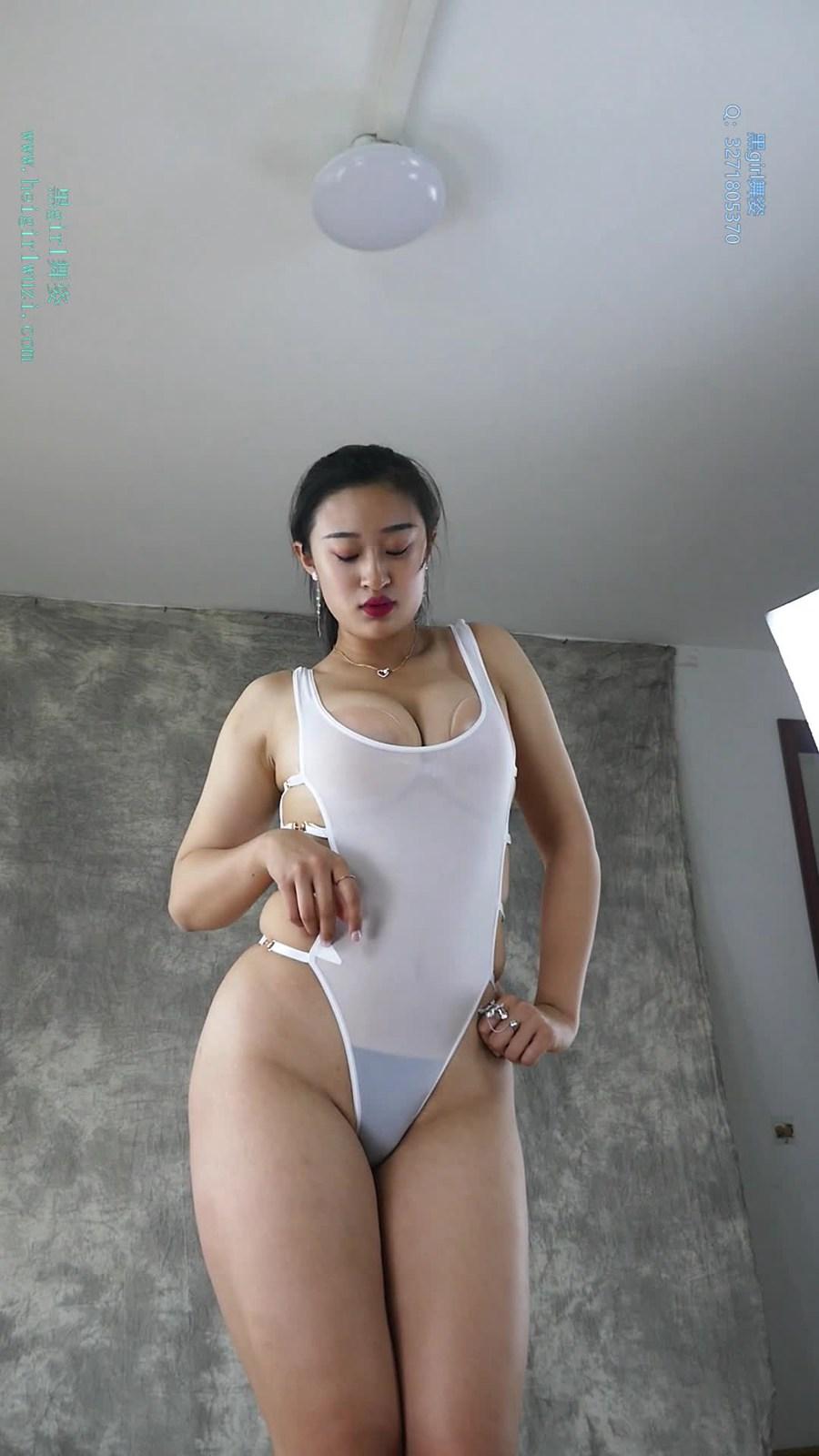 黑gril舞姿 娜娜第4期A