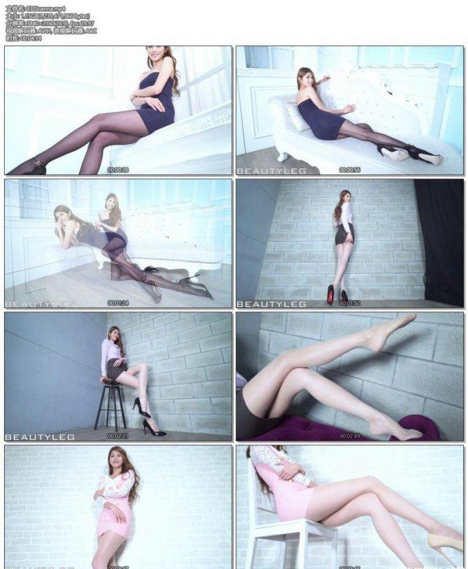 [腿模Beautyleg]高清视频 2018.02.20 No.830 Joanna [1V/1.15G]