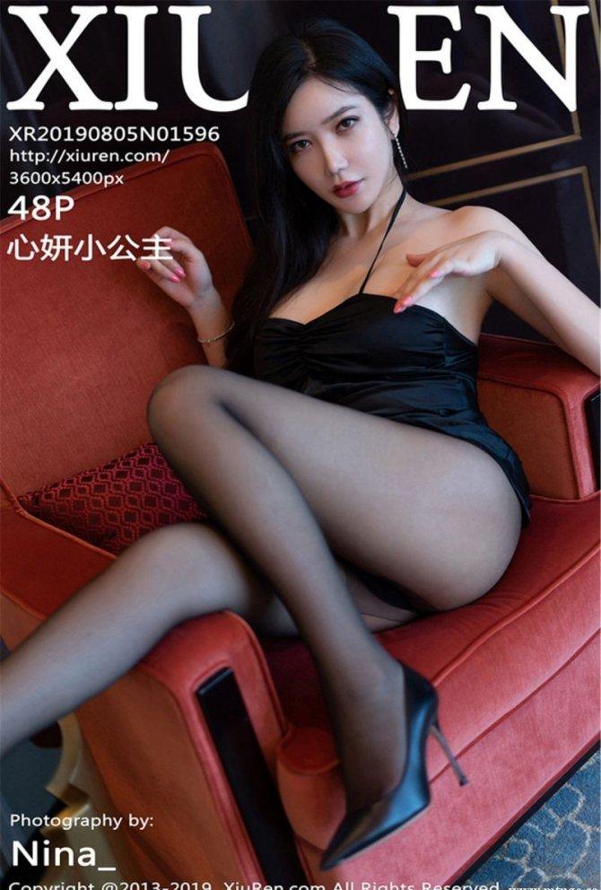 [XiuRen秀人网] 2019.08.05 No.1596 心妍小公主 [84+1P-163M]