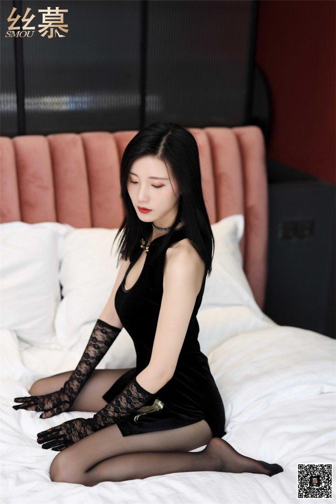 丝慕写真 SM274 紫宁《御姐的丝腿魅惑》[65P197MB]