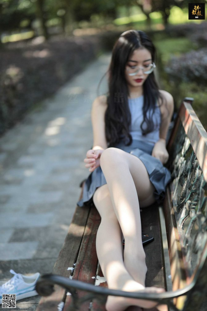 丝慕写真 特写集 TX003 校园小丝妹