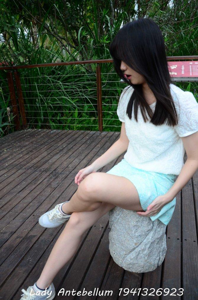 [战前女神] 恋足美腿棉袜女神级摄影套图 090 [113P-182MB]