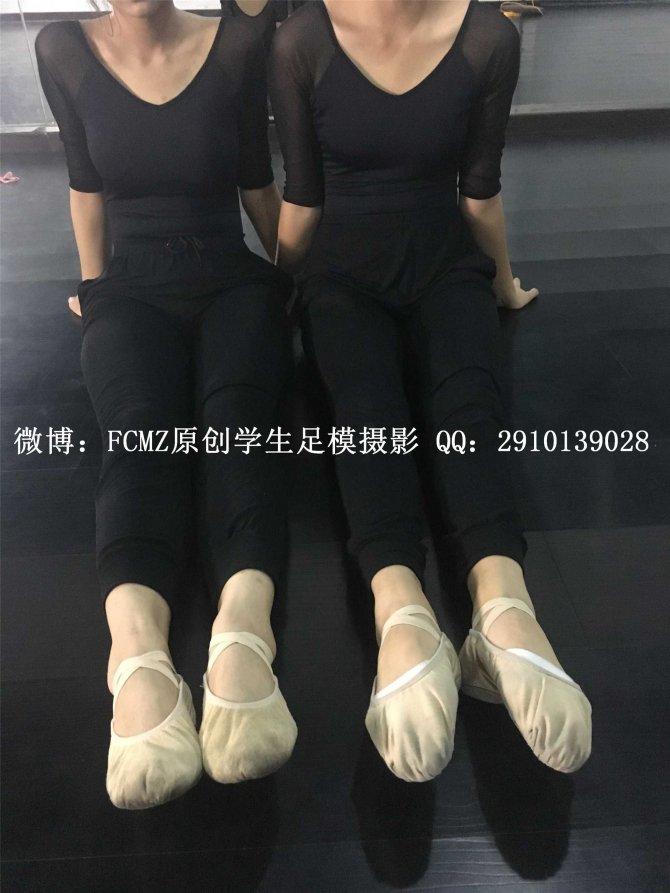 [FCMZ足模] 舞蹈2妹子