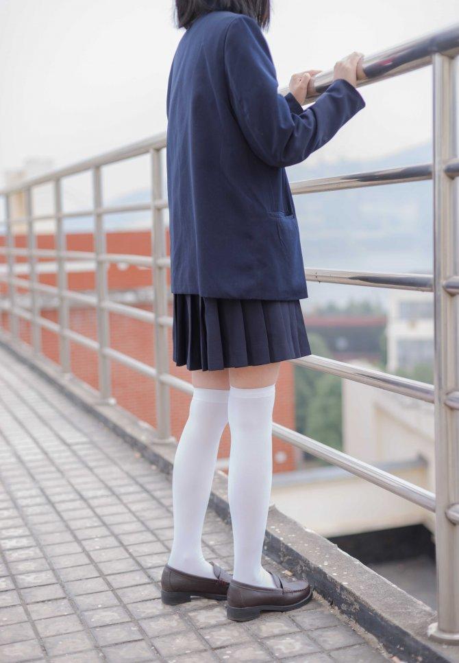 轻兰映画 VOL.004 日系JK白丝