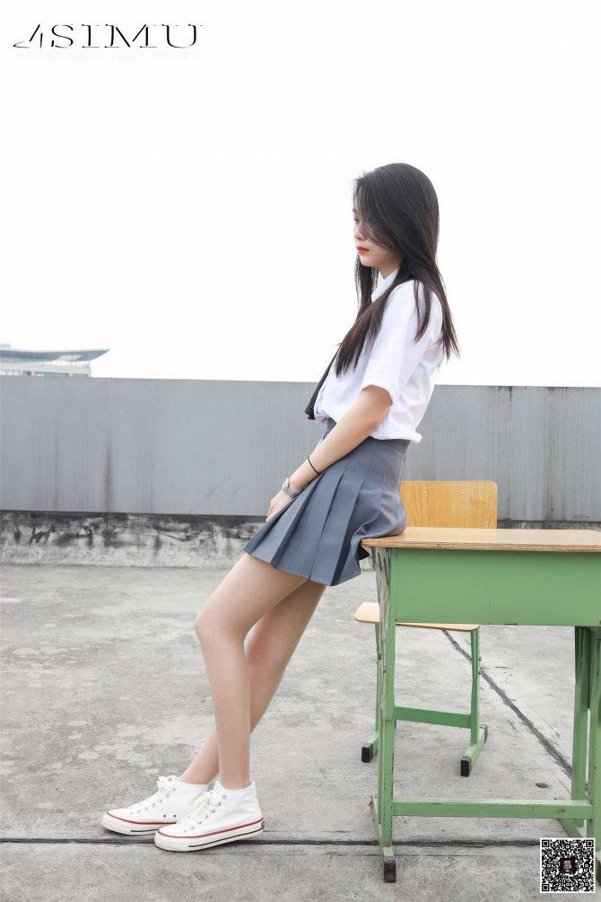 丝慕写真 SM223 新模 《清纯小丝妹》 [61P]