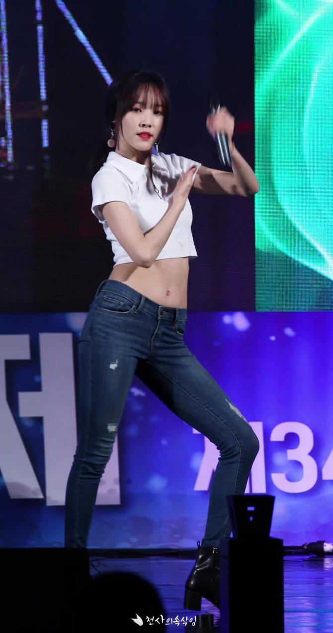 [3P][饭拍秀.4021][190601][GFRIEND][极致紧牛Yuju][蓝光4K][Rough]