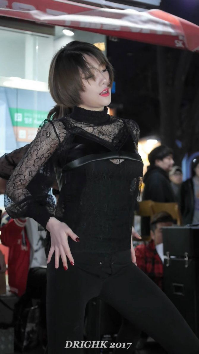 [3P]【饭拍秀.12】【170331】【BP RANIA】【金慧美】【Make Me Ah】