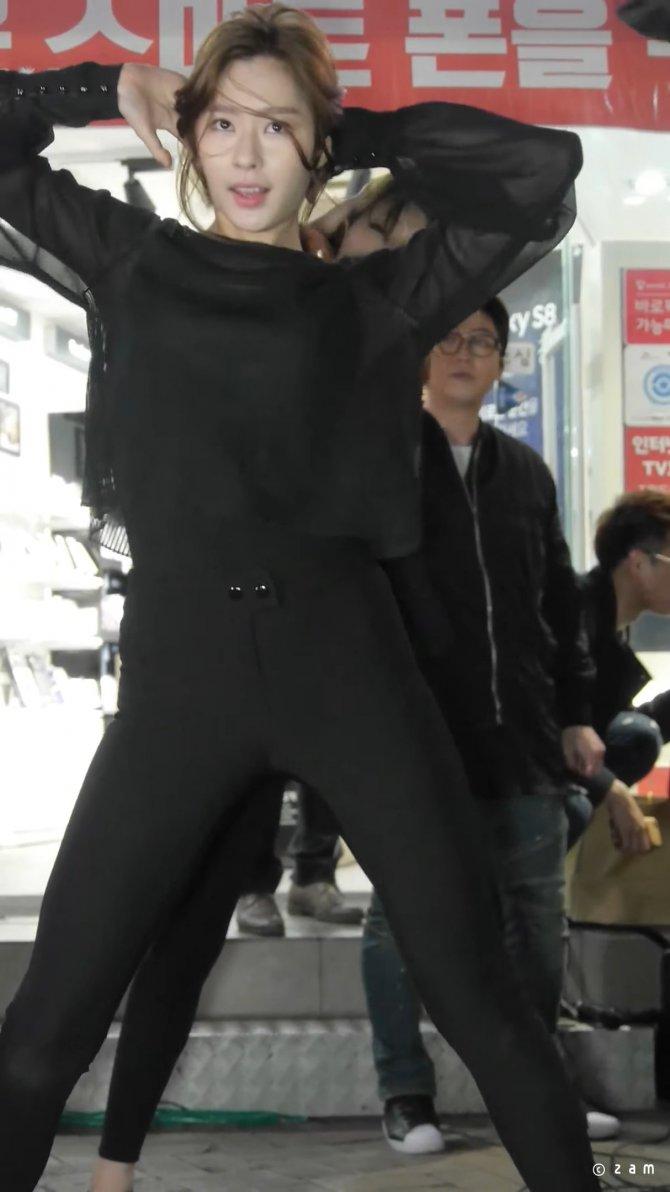 [3P]【饭拍秀.5】【170331】【BP RANIA】【黄以娜】【Make Me Ah】