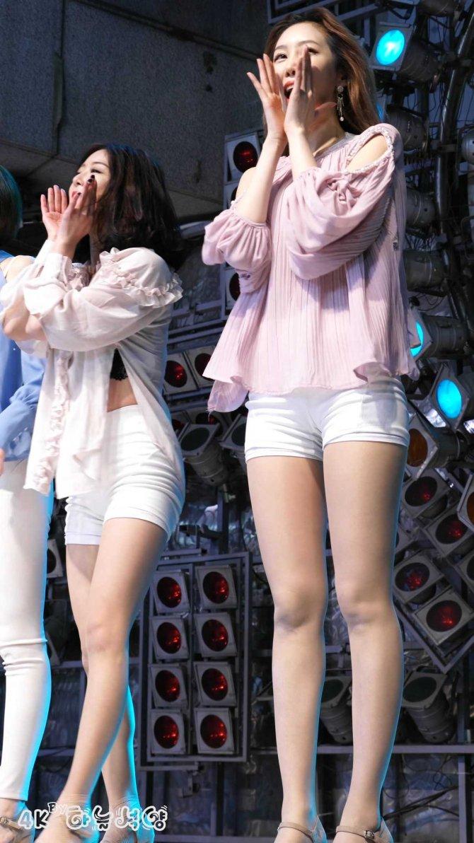 [6P]【饭拍秀.9-10】【170402】【BP RANIA】【姜智恩】【Make Me Ah】