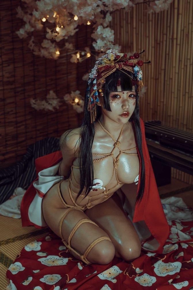 一笑芳香沁箱庭妖怪29P