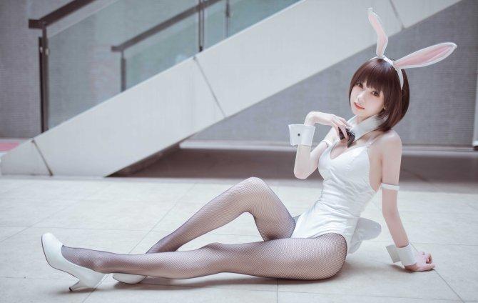 圣人惠兔女郎23P