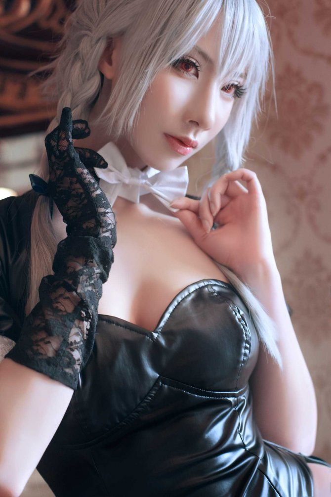 东方幻想乡兔女郎30P
