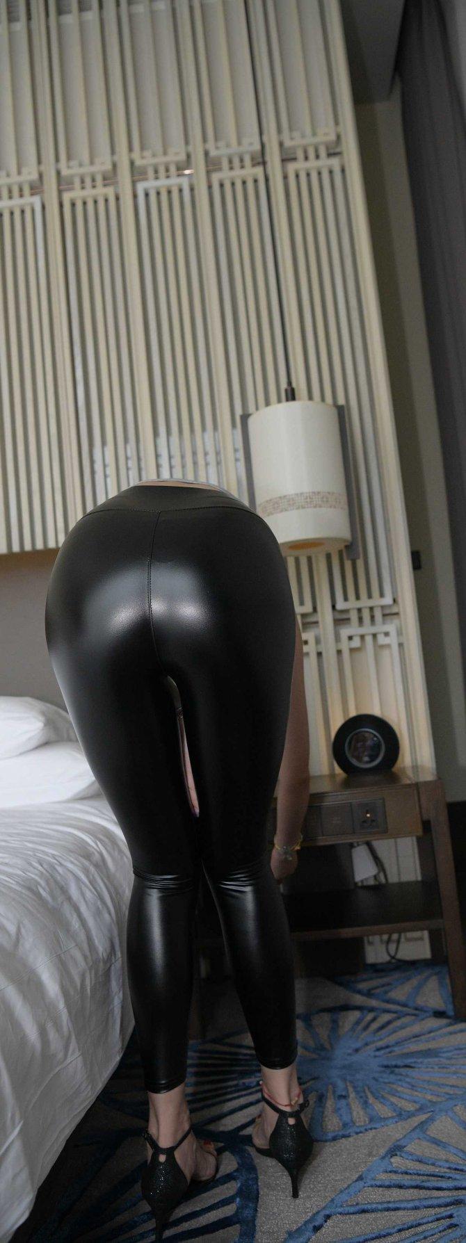 [8P]347.皮裤