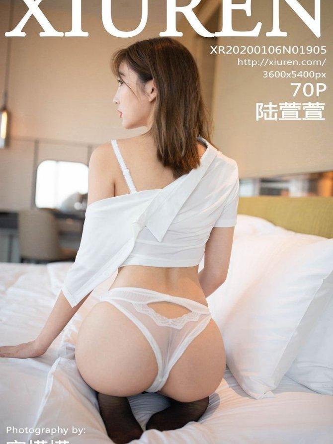 [XiuRen秀人网] 2020.01.06 No.1905 陆萱萱 [70+1P-130M]