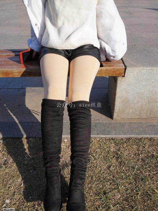 [SIEE丝意] No.026 思思 心心念念的长筒靴