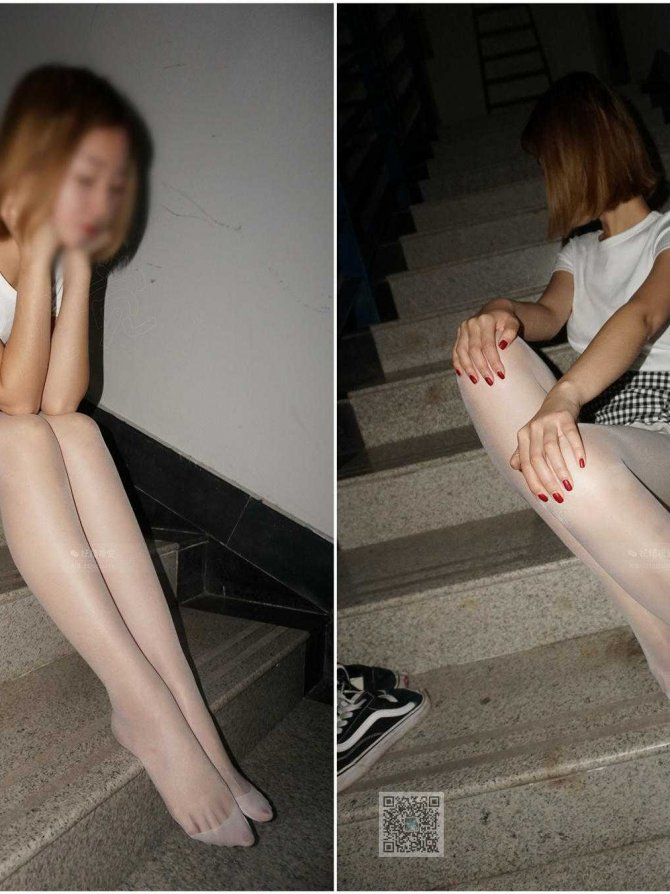 妖精视觉 小璇 小憩的白丝袜