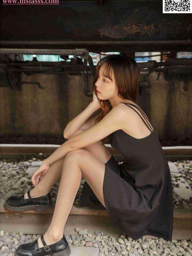 [梦丝女神] NO.111  玥玥 火车超自然系
