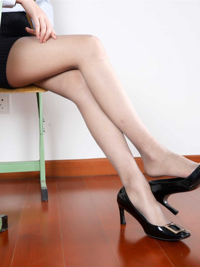 丝慕写真 SM224 婉玲《收藏高跟鞋的主管》 [69P]