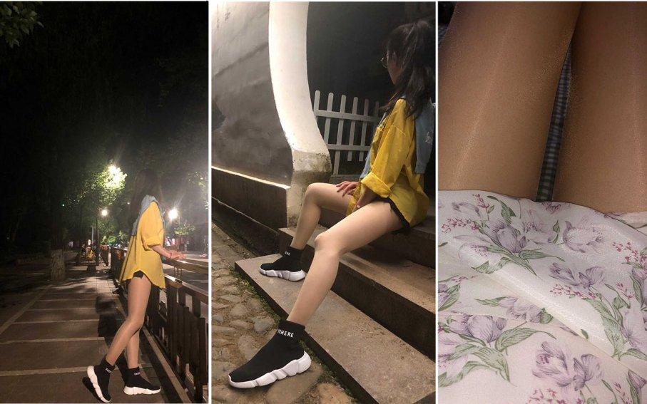 【裸足】IESS超级大美女健身教练Lucy【55P】