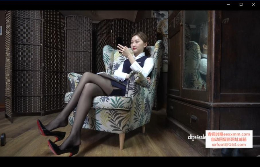 [视频] K&M 31-黑丝