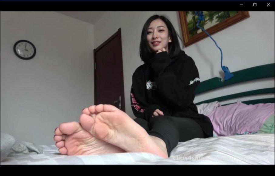 [视频] K&M 62-笑笑脚底展示