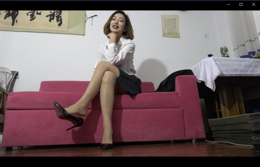 [视频] K&M 68-紫若-办公室女郎