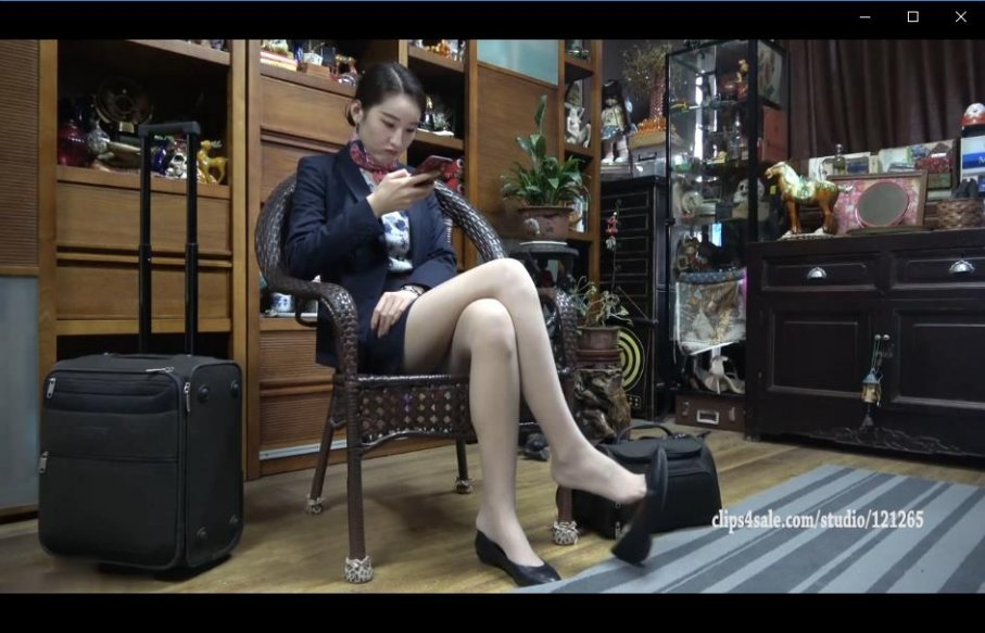 [视频] K&M 49-慧馨展示丝足-2
