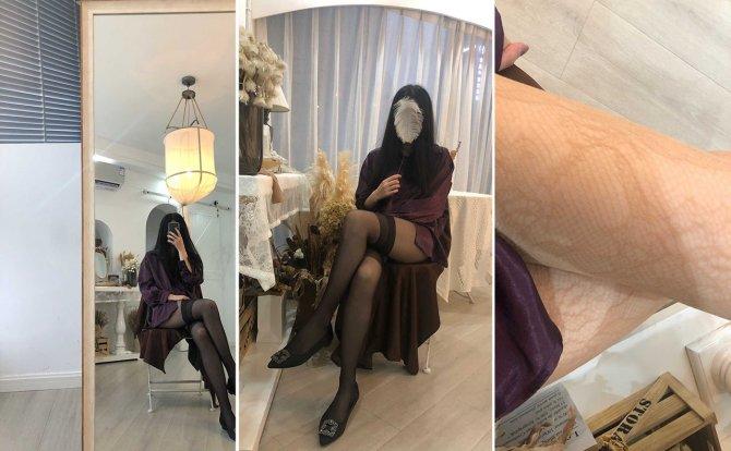 【丝足】又是旗袍,又是阿木,又是那双嫩而修长的美足(上)【67P】