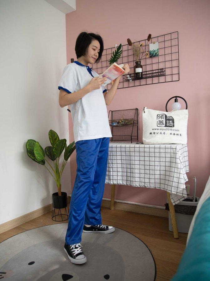 381期:小飞-洱海的上关花(匡威帆布鞋、棉袜、裸足)