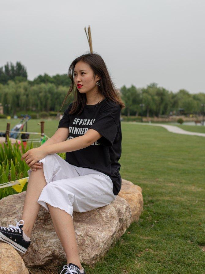 021期:菲菲-足控的经典匡威(匡威帆布鞋、棉袜、裸足)